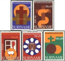 Suriname 818-822 (complete issue) unmounted mint / never hinged 1978 Easter