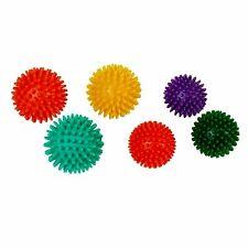 6er Set Igelball Massageball Massagrolle Noppenball Massage Stachelkugel Ball