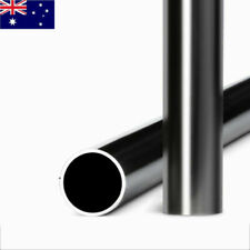 """304 Stainless Steel Inner Outer Polished Tube Thick1.5mm 20"""" Dia.19-57mm Pipe AU"""