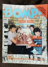WHO PUT THE BOMP! #21 Talking Heads Issue March 1979  EXCELLENT SHAPE!!! RARE!!!