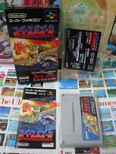 Super Famicom SFC:Space Bazooka [TOP NINTENDO & 1ERE EDITION] COMPLET - Jap