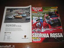 AUTOSPRINT 2002/26=GP F1 D'EUROPA=RUBENS BARRICHELLO=MAKINEN=PUBBLICITA' PORSCHE