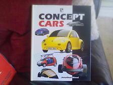 Concept Cars-Jonathan Wood Hardback English Road & Motor Vehicles Parragon 1997