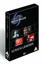 Orson Welles - The Screen Legends Collection (DVD, 2006)