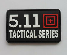 Hot  five one one LOGO PVC 3D Rubber   Patch SJK   +   57