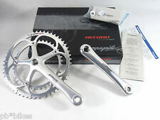 Campagnolo Record Crankset 10 Speed 170mm 53-39 Bolts Ultra Drive 2003 Bike NOS
