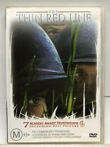 The Thin Red Line - DVD - AusPost with Tracking