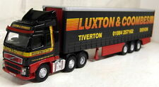 Corgi 1/76 Scale CC18008 Volvo FH Luxton & Coombes Curtainside Diecast Truck