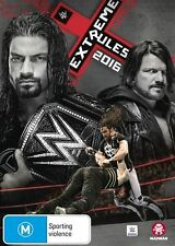 WWE: Extreme Rules 2016 (DVD) NEW & SEALED