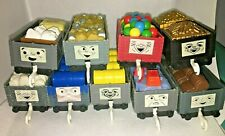 TOMY TRACKMASTER THOMAS THE TRAIN TROUBLESOME TRUCKS FREIGHT & CARGO CARS