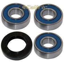 Rear Wheel Ball Bearings Seals Kit Fits YAMAHA XT125 XT200 1982 1983