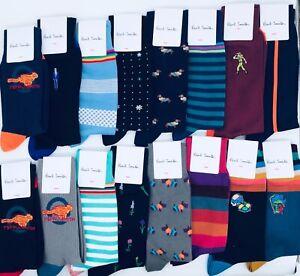 Paul smith men socks 100% genuine stripe Multi Buy Discount Available