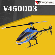 Walkera V450D03 6CH 3D Fly 6-Axis Single Blade RC Helicopter + Transmitter