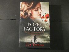The Poppy Factory by Liz Trenow