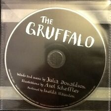 NEW  - GRUFFALO audio CD  (Julia Donaldson) ideal STOCKING FILLER ( 10% OFF 2+ )