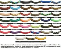 550 PARACORD US GSA COMPLIANT CONTRACTOR - 25 feet (7.5m) - NOT A CHINESE FAKE!!