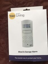 Yale Wireless Shed And Garage Alarm �Protects Sheds, Garages, Caravans