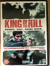 KING OF THE HILL ~ TENSIONE 2007 Time Travel SPAGNOLO THRILLER DVD