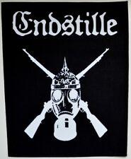 ENDSTILLE - 2013  [Back Patch]