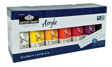 Royal & Langnickel 75ml Acrylic Painting Colour (pack of 12)