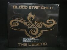 BLOOD STAIN CHILD The Legend JAPAN CD Youthquake Grief Of War Japan Melodic Deat