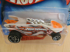 Hot Wheels 202/2004 Track Aces Turbo Flame in OVP