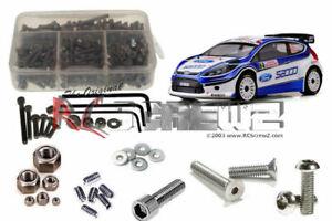 RCScrewZ Kyosho DRX 4wd 1/9th Stainless Steel Screw Kit - kyo138