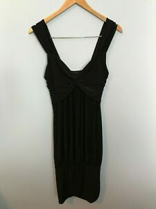 Twenty One Womens Medium Black Dress