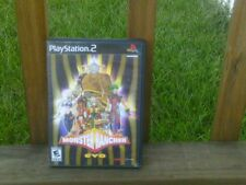 Monster Rancher Evo Sony Playstation 2 PS2 Rare Video Game Complete w/ Manual