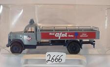 Brekina 1/87 Borgward B 4500 LKW Pritsche Trink Afri Cola Ersatz-OVP #2666