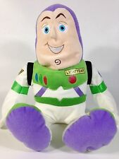 "Kohls Buzz Lightyear Plush Toy Story Disney Movie 14"" Stuffed  Doll"