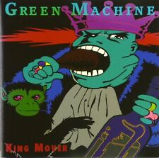 CD-Green Machine-King Mover - #a3626 - rar