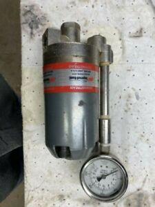 "Ingersoll Rand ARO 651790-B3D-B Downstream Regulator 3/8"" Ports 200 PSI Max"