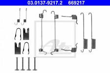 Zubehörsatz, Bremsbacken für Bremsanlage Hinterachse ATE 03.0137-9217.2