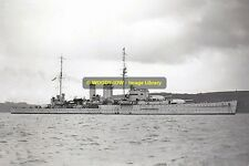 rp13664 - Royal Navy Warship - HMS Exeter , built 1931 lost 1942 - photo 6x4