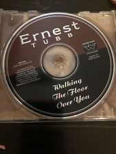 Walking the Floor Over You [Country Stars] by Ernest Tubb (CD, 2001, Country...