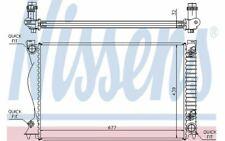 NISSENS Radiateur moteur pour AUDI A6 60236A - Pièces Auto Mister Auto