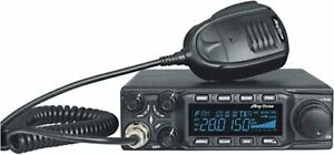 Anytone AT 6666 10 Meter Mobile Radio AM FM USB LSB PA 25.615 TO 30.105 MHZ