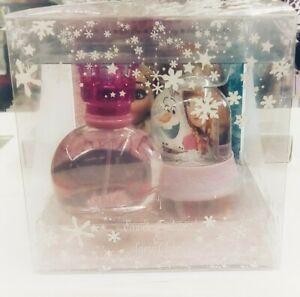 Frozen Disney profumo bambina eau de toilette 100 ml confezione Snow globe
