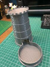 "Dice Tower Castle 7.5"" Tall - Collapsible"