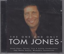 "Tom Jones ""The One & Only"" NEW & SEALED CD 17 Tracks 1st Class Post From The UK"