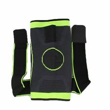 3D Weaving Pressurization Knee Brace Protective Support Cycling Running Pain Pad