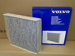 Pollen Filter Genuine Volvo S80 V70 XC70 S60 XC90 FOR VEHICLES WITH AQS 30630755