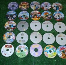 25 THOMAS (the Train) & FRIENDS and Nickelodeon, various childrec - DVD Only LOT