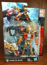 ?? Transformers Generations Power of the Primes WRECK-GAR Deluxe figure Hasbro