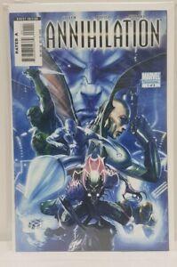 Annihilation #1 - Awesome Dell'Otto Cover - Marvel Comics 2006