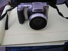 Olympus SP-800 UZ Digital Camera with 4 GB Memory Card