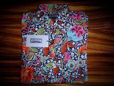VILEBREQUIN St.Tropez Luxus Cotton Caracal Paisley Floral Motiv Gr.L/52 *NEU*