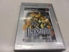 PlayStation 2 PS2  Time Splitters [Platinum]   USK 18