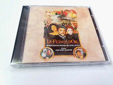 """ORIGINAL SOUNDTRACK """"LA FEBRE D'OR"""" CD 28 TRACK JOAN ALBERT AMARGOS BSO OST"""